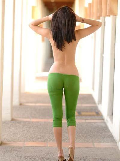 Yoga pant hot pics